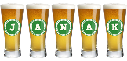 Janak lager logo
