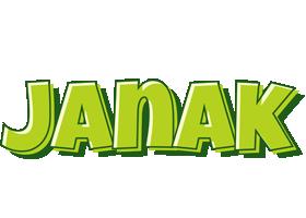 Janak summer logo