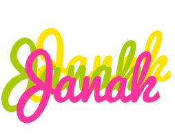 Janak sweets logo