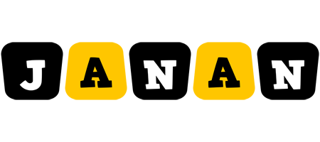 Janan boots logo