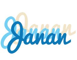 Janan breeze logo