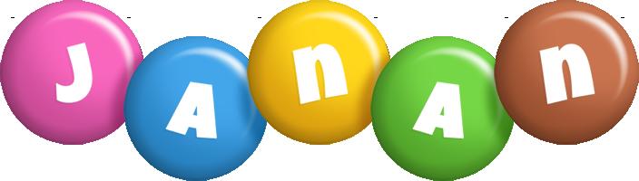Janan candy logo