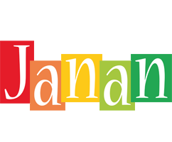 Janan colors logo