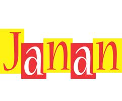 Janan errors logo