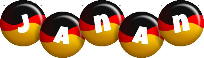 Janan german logo