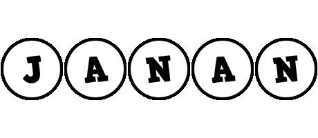 Janan handy logo