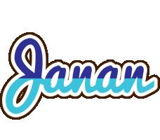 Janan raining logo