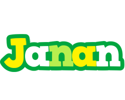 Janan soccer logo