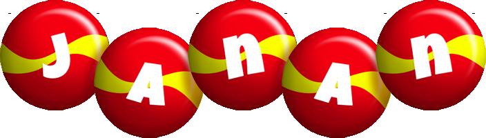 Janan spain logo