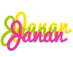 Janan sweets logo