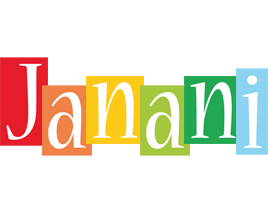 Janani colors logo