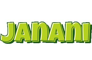 Janani summer logo