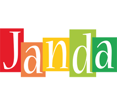 Janda colors logo