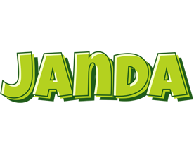 Janda summer logo