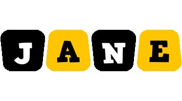 Jane boots logo