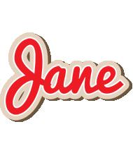 Jane chocolate logo