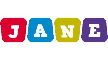 Jane daycare logo
