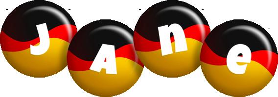 Jane german logo