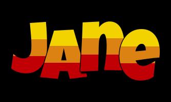 Jane jungle logo