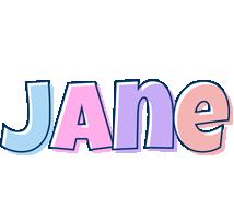 Jane pastel logo