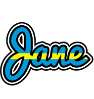 Jane sweden logo