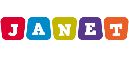 Janet daycare logo