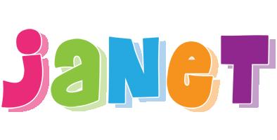 Janet friday logo
