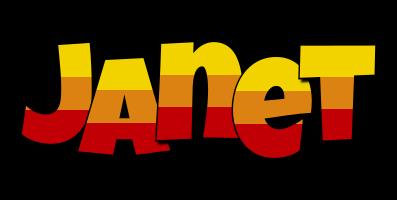 Janet jungle logo