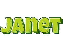 Janet summer logo