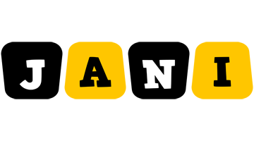 Jani boots logo