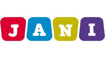 Jani daycare logo