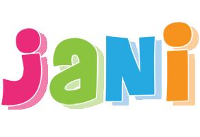 Jani friday logo