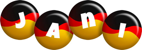 Jani german logo