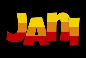 Jani jungle logo