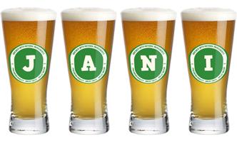 Jani lager logo