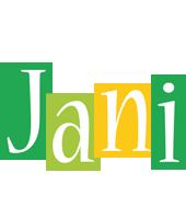 Jani lemonade logo