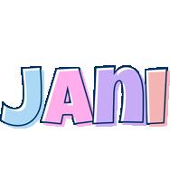 Jani pastel logo