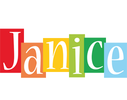 Janice colors logo
