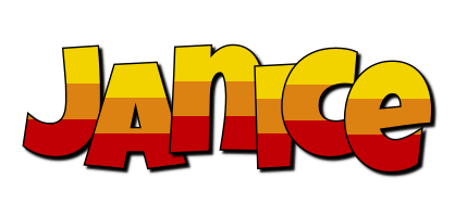 Janice jungle logo