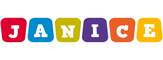 Janice kiddo logo