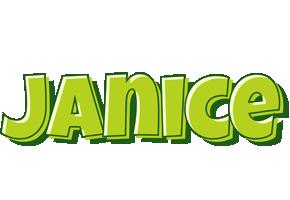 Janice summer logo