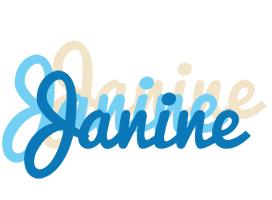 Janine breeze logo