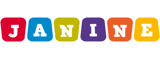 Janine daycare logo