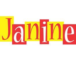 Janine errors logo
