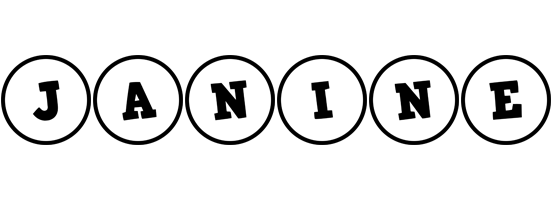 Janine handy logo