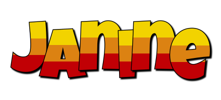 Janine jungle logo