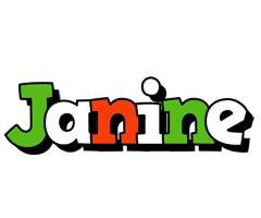 Janine venezia logo