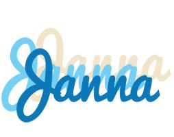 Janna breeze logo