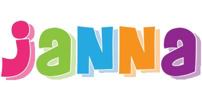 Janna friday logo