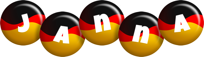 Janna german logo